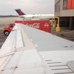Photo taken at Gate B19 by Scott P. on 7/31/2012