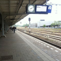 Photo taken at Station Sittard by Raphael J. on 9/6/2012