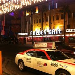Photo taken at Las Vegas Club Hotel & Casino by Jeremy S. on 8/13/2012