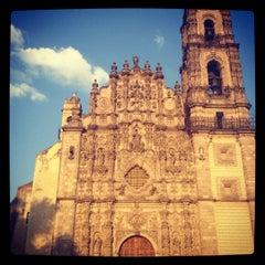 Photo taken at Museo Nacional del Virreinato by Selene V. on 6/10/2012