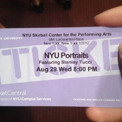 Photo taken at NYUWelcomeWeek by Melissa M. on 8/29/2012