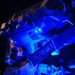 Photo taken at Science Fiction Museum and Hall of Fame by Jonathan on 7/8/2012