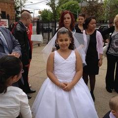 Photo taken at Nativity B.V.M Church by Adrienne K. on 5/6/2012