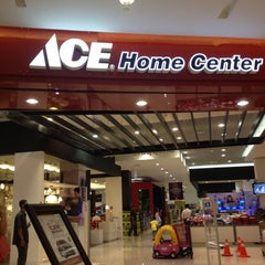 Photo taken at ACE Home Center by henry s. on 3/30/2012