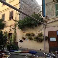 Photo taken at Micro Bar by Simona on 8/30/2012