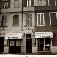 Photo taken at La Pireina by Pireina trattoria on 3/2/2012