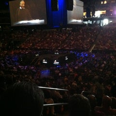 Photo taken at Wells Fargo Arena by Marshall A. on 5/8/2012