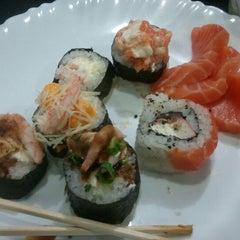 Photo taken at Sushiru's by Mafrex R. on 8/19/2012