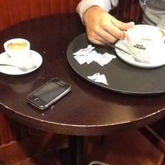 Photo taken at Caffè Nero by Samiznaete K. on 8/30/2012