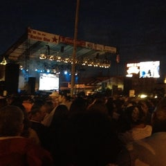 Photo taken at Popcorn Festival by James R. on 9/9/2012
