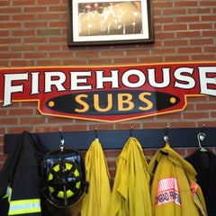 Photo taken at Firehouse Subs by Rylan F. on 6/27/2012