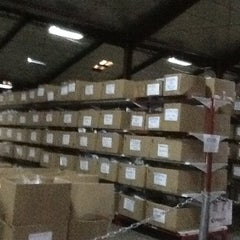 Photo taken at ZALORA Warehouse by Mariel on 7/4/2012