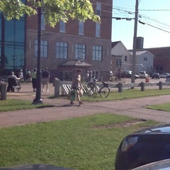 Photo taken at Summerside Farmers Market by Margie D. on 7/21/2012