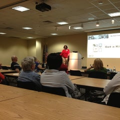 Photo taken at St. Joseph County Public Library--Main Library by Eddie N. on 5/23/2012