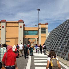 Photo taken at Sultan Ismail Petra Airport (KBR) by Hanif S. on 5/1/2012
