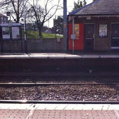 Photo taken at Royston Railway Station (RYS) by Keir S. on 4/2/2012