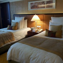 Photo taken at The Portman Ritz-Carlton, Shanghai by Kelly L. on 9/10/2012