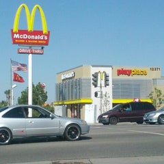 Photo taken at McDonald's by Donell Q. on 9/9/2012