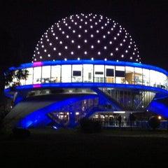 Photo taken at Planetario Galileo Galilei by Germán S. on 6/30/2012