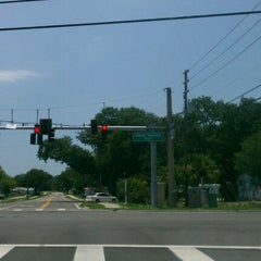 Photo taken at Tampa Road & Palm Harbor Blvd by Captain Howard L. on 6/10/2012