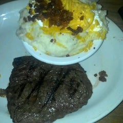 Photo taken at Texas Roadhouse by Brittany V. on 3/4/2012