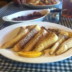 Photo taken at Center Street Cafe & Deli by Jim L. on 6/17/2012