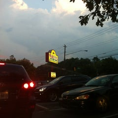 Photo taken at Popeyes Chicken by Jackson W. on 6/23/2012