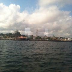 Photo taken at Santarém by Renato C. on 9/4/2012