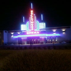 Photo taken at Marcus Hollywood Cinema by Tony M. on 2/29/2012