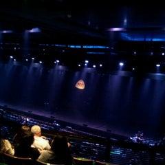 Photo taken at Teatro Riachuelo by Gildenor Moura B. on 5/24/2012