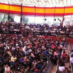 Photo taken at Plaza de Toros Arroyo by Arturo V. on 6/15/2012