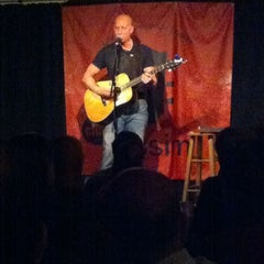 Photo taken at Club Passim by Eva M. on 4/8/2012