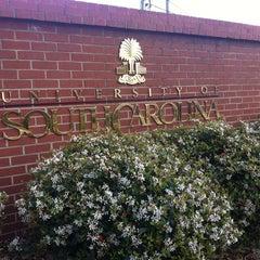 Photo taken at University of South Carolina by Jeremy S. on 3/16/2012
