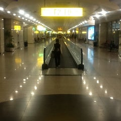 Photo taken at Terminal 3 by Youyaa R. on 9/3/2012