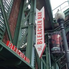 Photo taken at Bleacher Bar by John G. on 7/14/2012