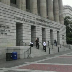 Photo taken at Smithsonian American Art Museum by Kam'ron D. on 5/9/2012