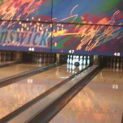 Photo taken at Brunswick Zone XL - Brooklyn Park by Ronell R. on 2/16/2012