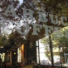 Photo taken at Starbucks by Penelope B. on 3/14/2012
