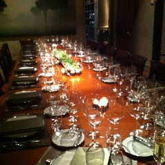Photo taken at Gramercy Tavern by Tony L. on 4/3/2012