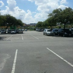 Photo taken at Posto Carrefour (Shell) by Joaquim G. on 3/8/2012