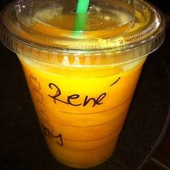 Photo taken at Starbucks by René V. on 8/27/2012