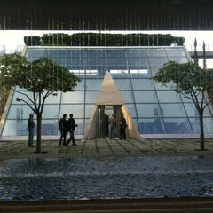Photo taken at Waterfall Building by Lloyd B. on 4/27/2012