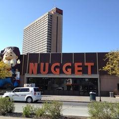 Photo taken at John Ascuaga's Nugget Casino Resort by Jonathan H. on 5/5/2012