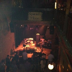 Photo taken at Spanish Moon by Natalie R. on 3/31/2012