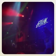 Photo taken at HAZE Nightclub by Seth D. on 4/14/2012