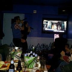 Photo taken at Pandora Karaoke & Bar by Edelita V. on 2/19/2012