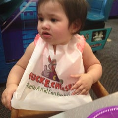 Photo taken at Chuck E. Cheese's by Mary Ruth Nale T. on 8/3/2012