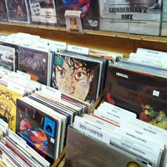 Photo taken at Waterloo Records by Irene M. on 5/23/2012