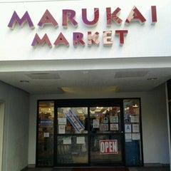 Photo taken at Marukai Market by Olivia R. on 9/2/2012
