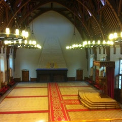Photo taken at Ridderzaal by Marion S. on 7/5/2012